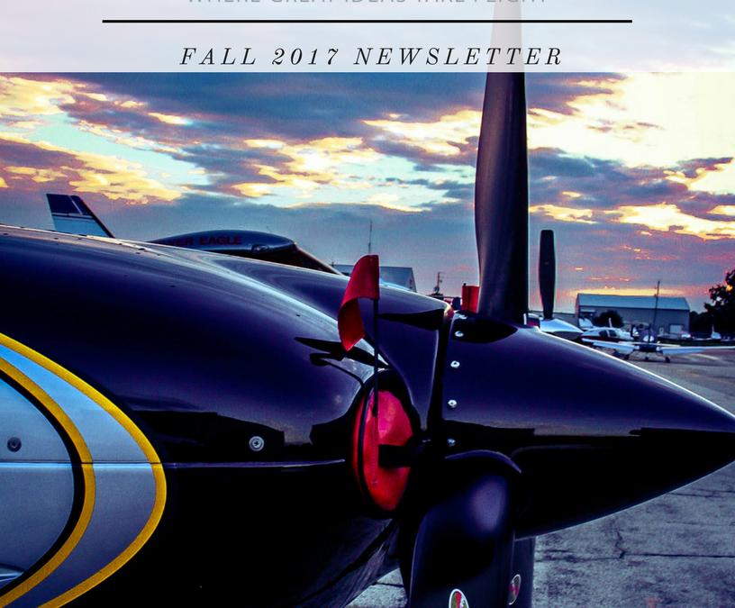 Fall 2017 Quarterly Newsletter